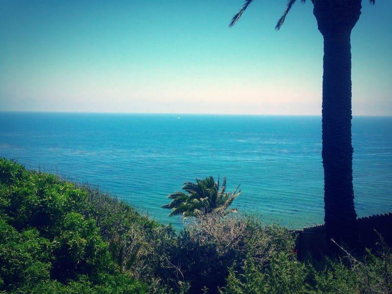 Ocean View at Point Fermin Park, San Pedro, CA