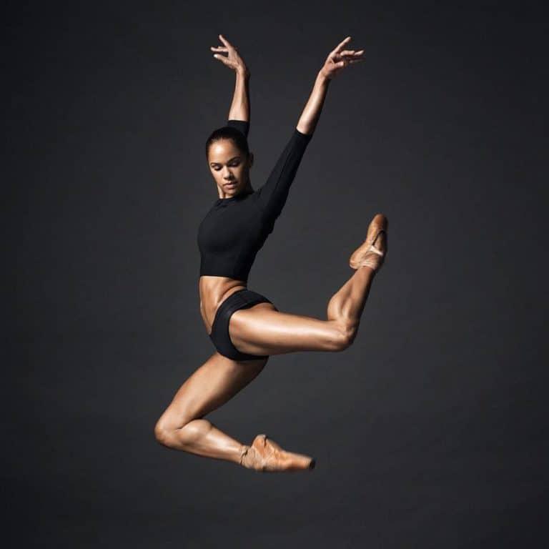 Misty Copeland ballerina