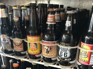 Root beer in San Pedro